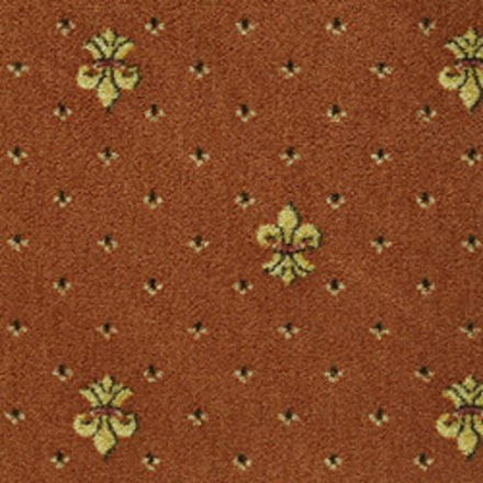 Lakeside Carpet - Rust